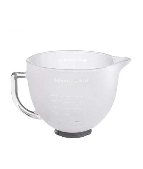 Чаша стеклянная матовая 4,83 л KitchenAid 5K5GBF