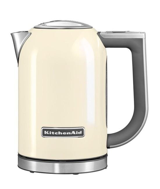 Электрочайник KitchenAid | кремовый