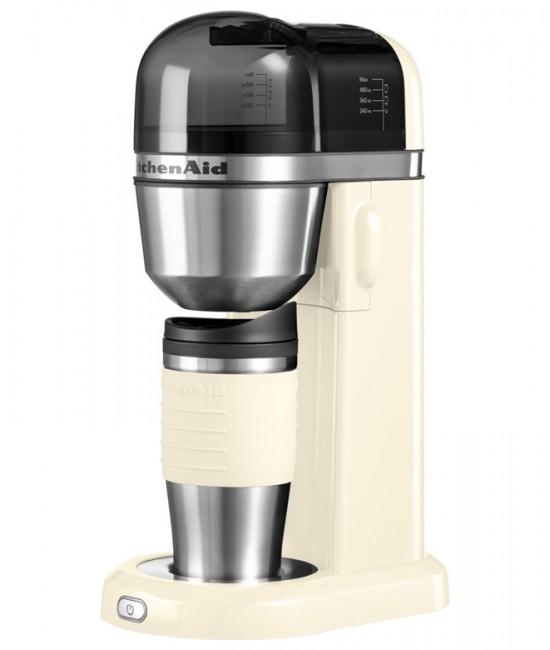Персональная кофеварка KitchenAid | кремовый