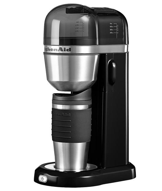 Персональная кофеварка KitchenAid | черная