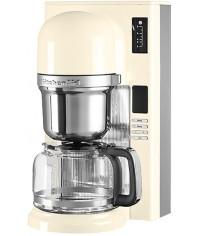 Кофеварка заливного типа Kitchenaid | кремовый