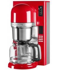 Кофеварка заливного типа Kitchenaid | красный