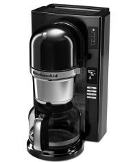 Кофеварка заливного типа Kitchenaid | черный