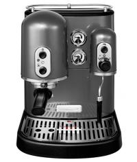 Кофемашина Artisan | жемчужный металлик