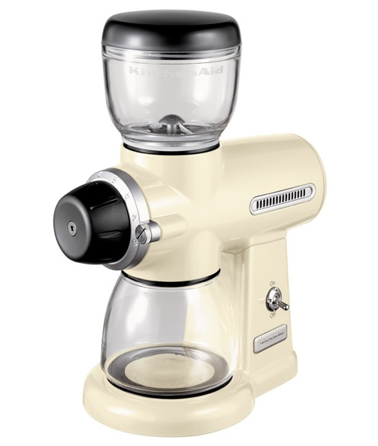 Кофемолка Artisan | кремовая