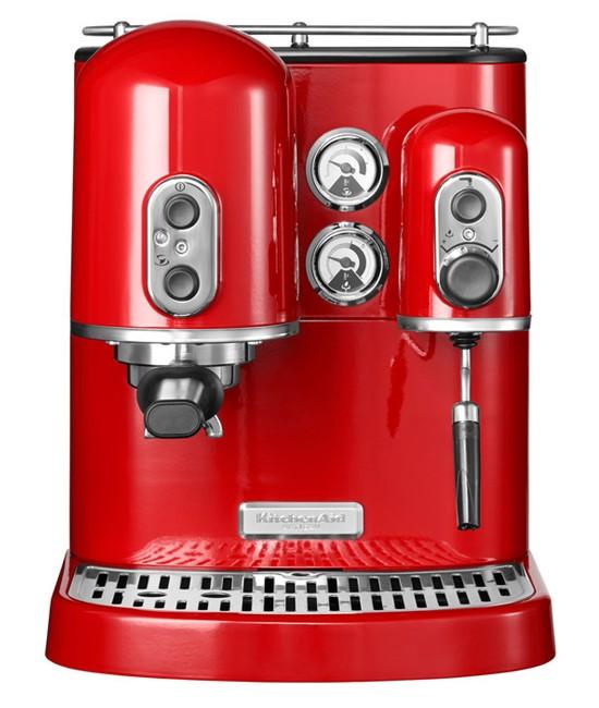 Кофемашина Artisan | красный
