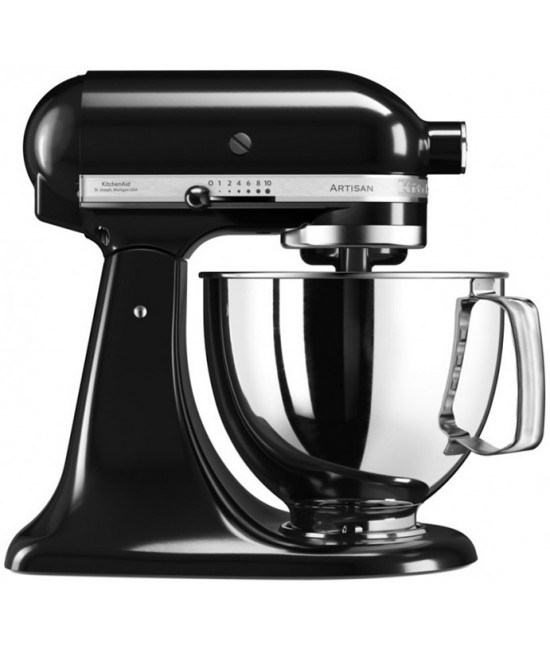 Миксер KitchenAid Artisan 4,8 л | черный