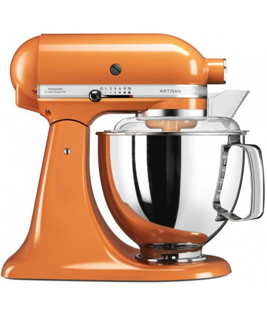 Миксер KitchenAid Artisan 4,8 л | мандариновый