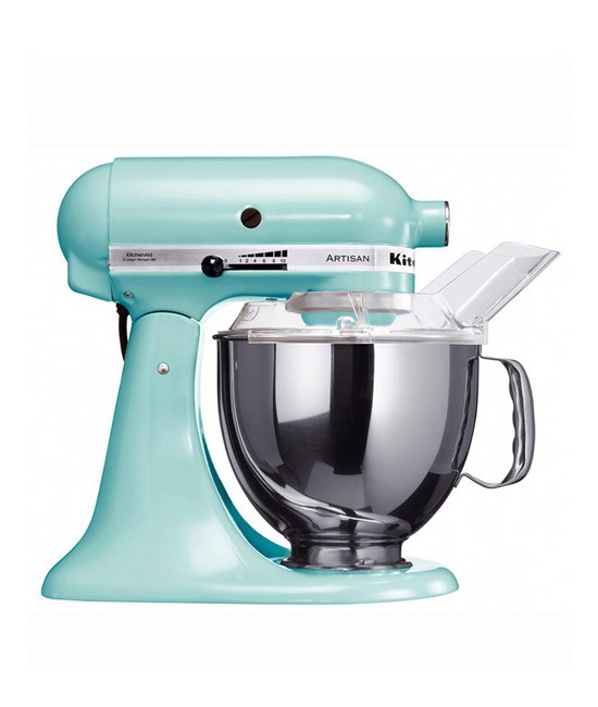 Миксер KitchenAid Artisan 4,8 л | голубой