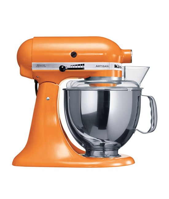 Миксер KitchenAid Artisan 4,8 л | мандарин