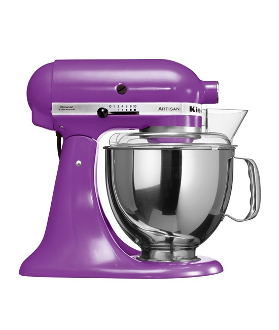 Миксер KitchenAid Artisan 4,8 л | лиловый