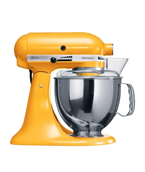 Миксер KitchenAid Artisan 4,8 л | желтый перец