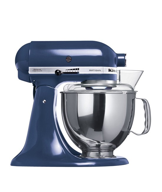 Миксер KitchenAid Artisan 4,8 л | синий