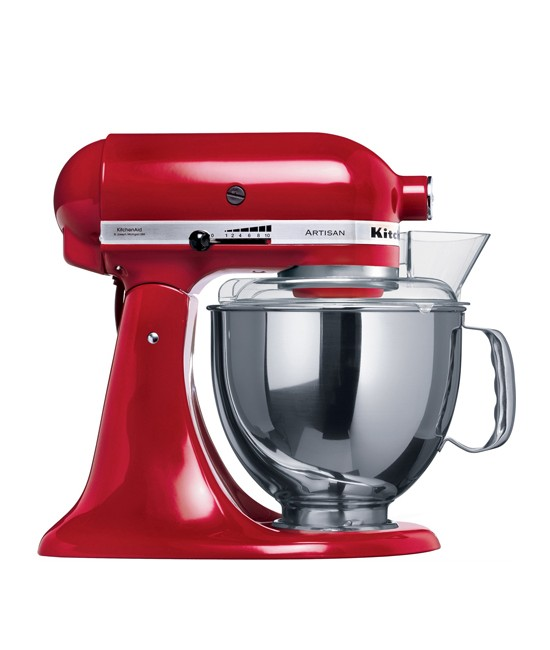 Миксер KitchenAid Artisan 4,8 л | красный