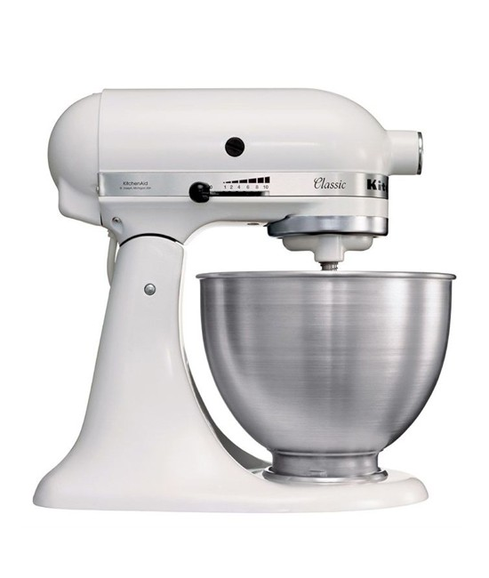 Миксер KitchenAid Classic 4,28 л | белый