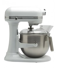 Миксер KitchenAid Heavy Duty 6,9 л | белый