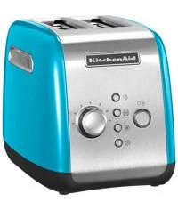 Тостер KitchenAid для 2 тостов | голубой кристалл