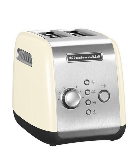 Тостер KitchenAid для 2 тостов | кремовый