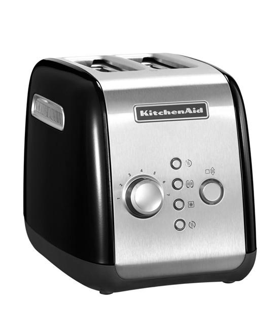 Тостер KitchenAid для 2 тостов | черный