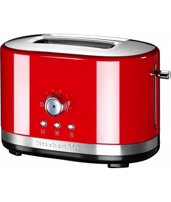 Тостер с ручным управлением Kitchenaid | красный
