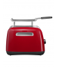 Тостер KitchenAid для 2 тостов | красный
