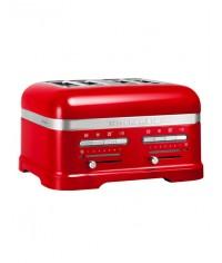 Тостер Artisan для 4 тостов | красный
