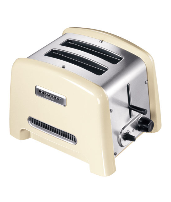Тостер KitchenAid Artisan для 2 тостов | кремовый