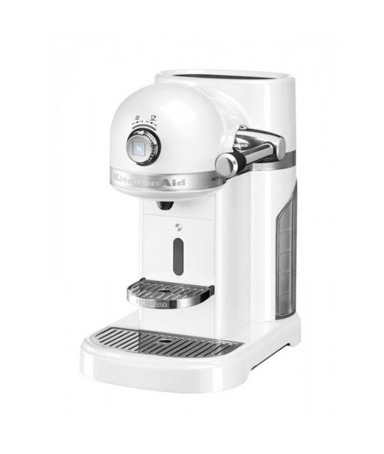 Кофемашина капсульная KitchenAid Artisan Nespresso | морозный жемчуг
