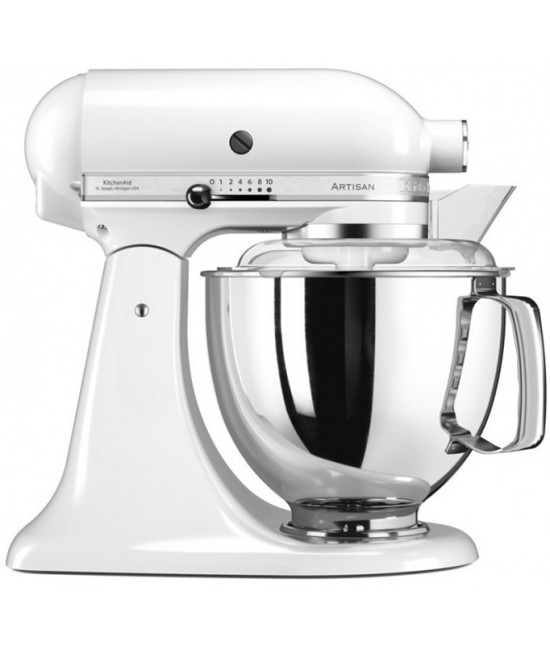 Миксер KitchenAid Artisan 4,8 л | белый