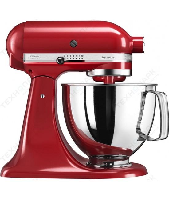 Миксер KitchenAid Artisan 4,8 л   красный