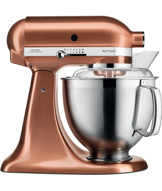 Миксер KitchenAid Artisan 4,8 л | медный