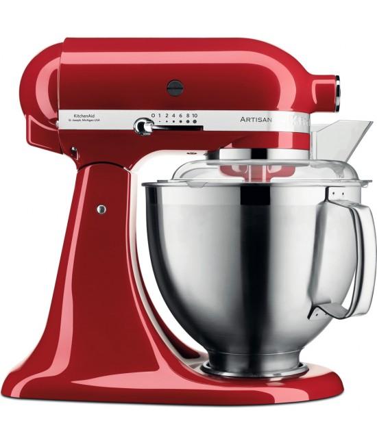 Миксер KitchenAid Artisan 4,8 л | красный