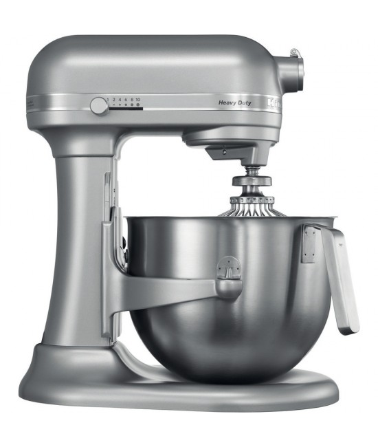 Миксер KitchenAid Heavy Duty 6,9 л | серебристый
